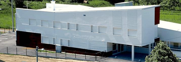 Poslovna zgrada Centra za socijalnu skrb Novska