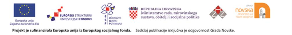 logotipi sudionika projekta